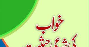 Khwab Ki Sharai Haisiyyat , Maulana Ijaz Ahmad Azmi